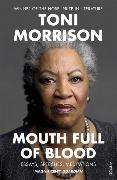 Cover-Bild zu Mouth Full of Blood von Morrison, Toni