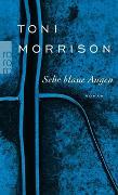 Cover-Bild zu Sehr blaue Augen von Morrison, Toni