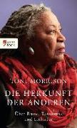 Cover-Bild zu Die Herkunft der anderen (eBook) von Morrison, Toni