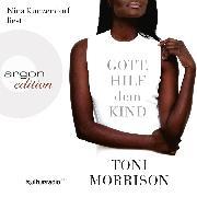 Cover-Bild zu Gott, hilf dem Kind (Ungekürzte Lesung) (Audio Download) von Morrison, Toni