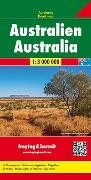 Cover-Bild zu Australien, Autokarte 1:3.000.000. 1:3'000'000 von Freytag-Berndt und Artaria KG (Hrsg.)