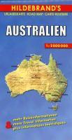 Cover-Bild zu Australien 1 : 2 800 000
