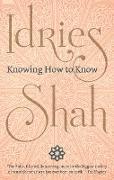Cover-Bild zu Knowing How to Know (eBook) von Shah, Idries
