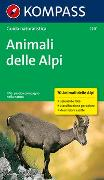 Cover-Bild zu Animali delle alpi