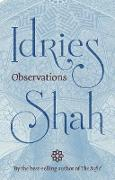 Cover-Bild zu Observations (eBook) von Shah, Idries