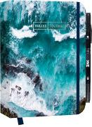 "Cover-Bild zu Bullet Journal ""Sound of the Sea"" mit original Tombow TwinTone Dual-Tip Marker 33 black"