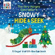 Cover-Bild zu The Very Hungry Caterpillar's Snowy Hide & Seek von Carle, Eric