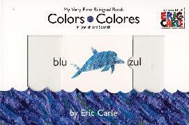 Cover-Bild zu Colors/Colores von Carle, Eric