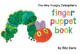 Cover-Bild zu The Very Hungry Caterpillar's Finger Puppet Book von Carle, Eric