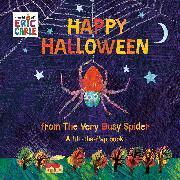 Cover-Bild zu Happy Halloween from The Very Busy Spider von Carle, Eric