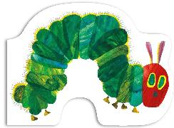 Cover-Bild zu All About The Very Hungry Caterpillar von Carle, Eric