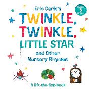 Cover-Bild zu Eric Carle's Twinkle, Twinkle, Little Star and Other Nursery Rhymes von Carle, Eric