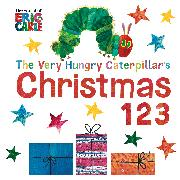 Cover-Bild zu The Very Hungry Caterpillar's Christmas 123 von Carle, Eric