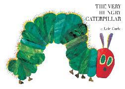 Cover-Bild zu The Very Hungry Caterpillar von Carle, Eric