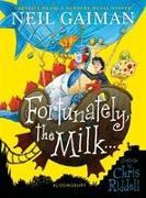 Cover-Bild zu Fortunately, the Milk von Gaiman, Neil