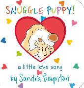 Cover-Bild zu Snuggle Puppy! von Boynton, Sandra