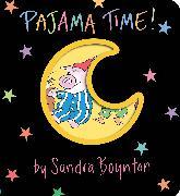 Cover-Bild zu Pajama Time! (Oversized Lap Edition) von Boynton, Sandra