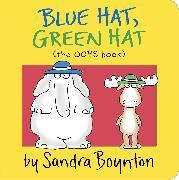 Cover-Bild zu Blue Hat, Green Hat von Boynton, Sandra