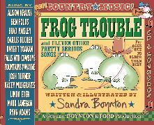 Cover-Bild zu Frog Trouble von Boynton, Sandra