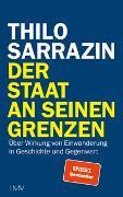 Cover-Bild zu Der Staat an seinen Grenzen von Sarrazin, Thilo