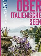 Cover-Bild zu DuMont Bildatlas Oberitalienische Seen von Schetar, Daniela