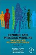 Cover-Bild zu Genomic and Precision Medicine: Infectious and Inflammatory Disease von Ginsburg, Geoffrey S. (Hrsg.)