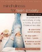 Cover-Bild zu Mindfulness for Teen Anxiety von Willard, Christopher