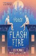Cover-Bild zu Flash Fire: The Extraordinaries, Book Two von Klune, Tj
