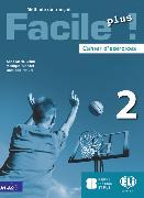 Cover-Bild zu Facile Plus ! A1/A2 - Cahier + Audio-CD von Crimi, A.M.