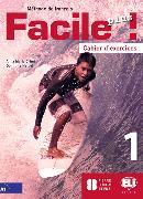 Cover-Bild zu Facile Plus ! A1 - Cahier + Audio-CD von Crimi, A.M.