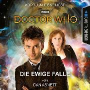 Cover-Bild zu Doctor Who - Die ewige Falle (Ungekürzt) (Audio Download) von Abnett, Dan