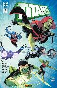 Cover-Bild zu Titans, Band 7 - Kampf um Unerde (eBook) von Abnett, Dan