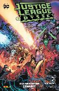 Cover-Bild zu Justice League Odyssey, Band 2 - Die Finsternis erwacht! (eBook) von Abnett, Dan
