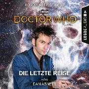 Cover-Bild zu Doctor Who - Die letzte Reise (Ungekürzt) (Audio Download) von Abnett, Dan