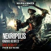 Cover-Bild zu Warhammer 40.000: Gaunts Geister 03 (Audio Download) von Abnett, Dan