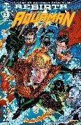 Cover-Bild zu Aquaman - Bd. 3 (2. Serie): Die Flut (eBook) von Abnett, Dan