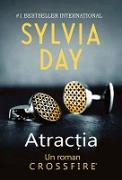 Cover-Bild zu Atrac¿ia. Crossfire - Vol. 1 (eBook) von Day, Sylvia
