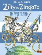 Cover-Bild zu Zilly und Zingaro. Im Weltraum von Paul, Korky