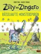 Cover-Bild zu Zilly und Zingaro. Rätselhafte Monsterspuren von Paul, Korky