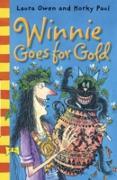 Cover-Bild zu Winnie and Wilbur Winnie Goes for Gold (eBook) von Paul, Korky (Illustr.)