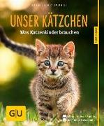 Cover-Bild zu Unser Kätzchen von Eilert-Overbeck, Brigitte