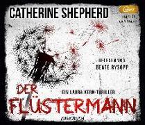 Cover-Bild zu Der Flüstermann (1 MP3-CD) von Shepherd, Catherine