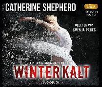 Cover-Bild zu Winterkalt von Shepherd, Catherine