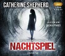 Cover-Bild zu Nachtspiel von Shepherd, Catherine