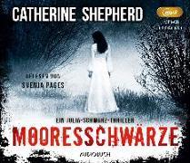 Cover-Bild zu Mooresschwärze von Shepherd, Catherine