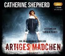 Cover-Bild zu Artiges Mädchen von Shepherd, Catherine
