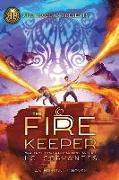 Cover-Bild zu The Fire Keeper (a Storm Runner Novel, Book 2) von Cervantes, J. C.