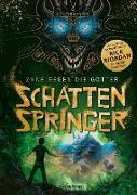 Cover-Bild zu Zane gegen die Götter, Band 3: Schattenspringer (eBook) von Cervantes, J. C.