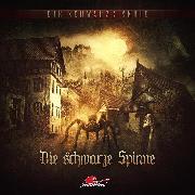 Cover-Bild zu Die schwarze Serie, Folge 16: Die schwarze Spinne (Audio Download) von Freund, Marc