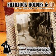 Cover-Bild zu Sherlock Holmes & Co, Folge 58: Unheilvolle Beute (Audio Download) von Duschek, Markus
